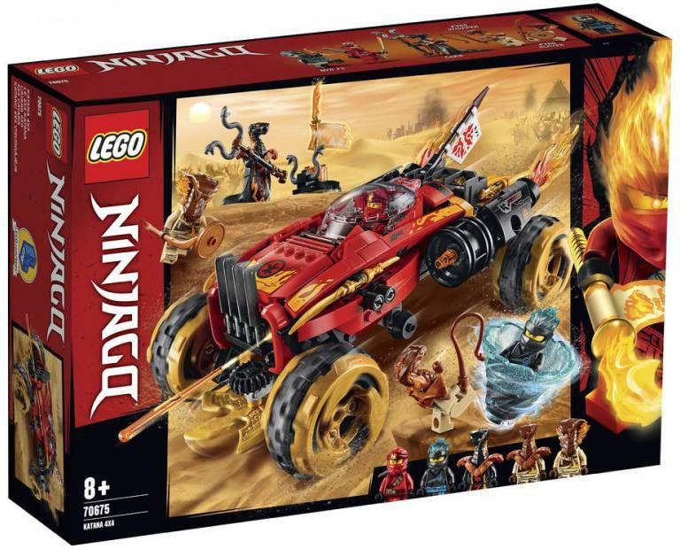Welp LEGO Ninjago 70675 Katana 4X4 (4110675) - Eerstspeelgoed.nl PJ-65