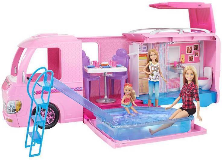 Barbie Tienerpop Speelset 7 Delig
